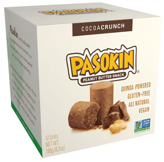 Cocoa Crunch Pasokin Peanut Butter Snacks