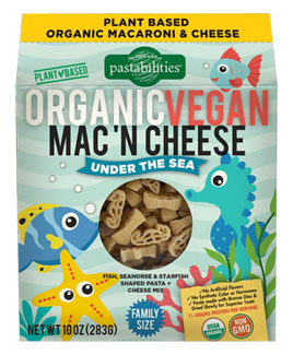 Organic Vegan Mac 'N Cheese by World of Pastabilities_LARGE
