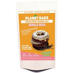 Planet Bake Fluffy Vanilla Donut Mix THUMBNAIL