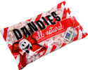 Peppermint Dandies Minis Non-GMO Air-Puffed Vegan Marshmallows by Chicago Vegan Foods