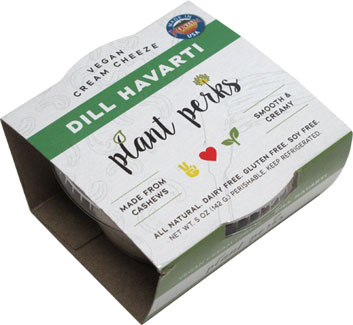 Dill Havarti Vegan Creamy Cheeze by Plant Perks_LARGE