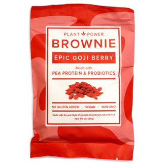 Plant Power Brownie - Epic Goji Berry MAIN