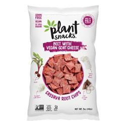 Vegan Goat Cheese Chips by Plant Snacks THUMBNAIL