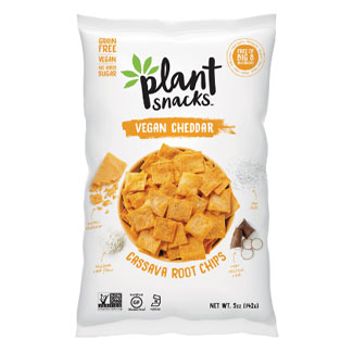 Cheddar Chips by Plant Snacks MAIN