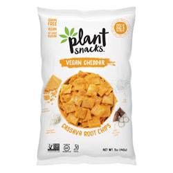 Cheddar Chips by Plant Snacks THUMBNAIL