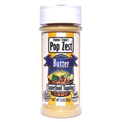 Pop Zest Nutritional Yeast Seasoning - Butter Flavor THUMBNAIL