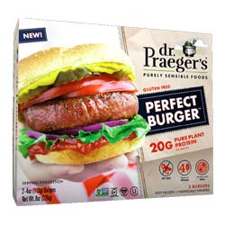 Dr. Praeger's Perfect Burger THUMBNAIL