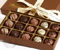 15 Piece Signature Truffle Collection by Premium Chocolatiers