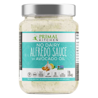 No Dairy Alfredo Sauce by Primal Kitchen MAIN