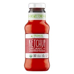 Organic Unsweetened Ketchup by Primal Kitchen THUMBNAIL