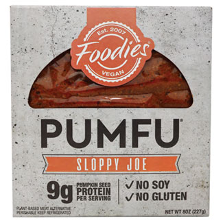 Pumfu Sloppy Joe by Foodies Vegan MAIN