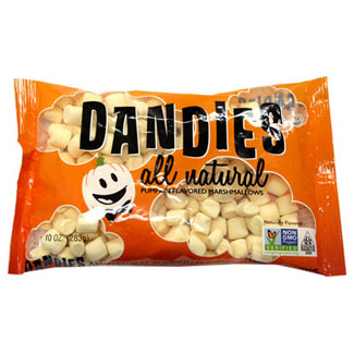 Pumpkin Dandies Mini Marshmallows MAIN