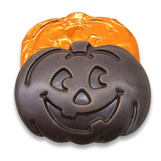 Halloween Choc-O-Lantern by Divine Treasures MAIN
