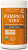 Organic Raw Pumpkin Seed Pure Plant Protein by Sprout Living