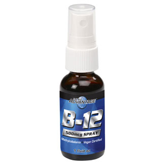 Pure Advantage Vitamin B-12 Spray MAIN