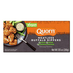 Quorn Meatless Buffalo Dippers THUMBNAIL