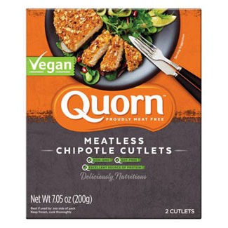 Quorn Meatless Chipotle Cutlets MAIN