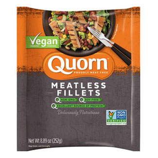 Quorn Meatless Fillets MAIN