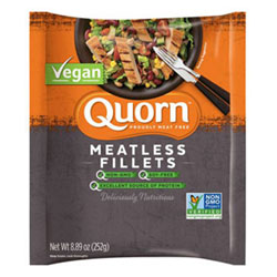 Quorn Meatless Fillets THUMBNAIL