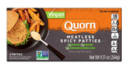Quorn Meatless Spicy Chik'n Patties_THUMBNAIL