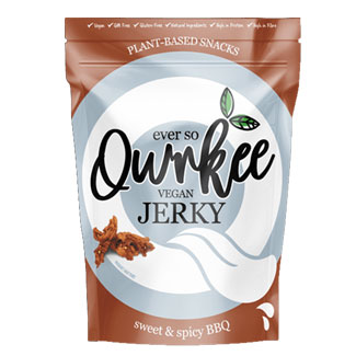 Qwrkee Jerky - Sweet & Spicy BBQ MAIN