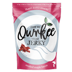 Qwrkee Jerky - Smoked Maple Bacon THUMBNAIL