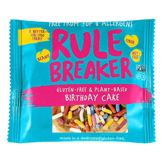 Rule Breaker Gluten-Free Birthday Cake Blondies MAIN