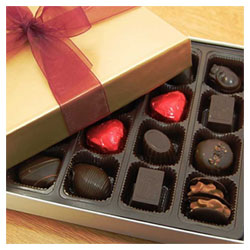Hazelnut Truffle Assortment by Rose City Chocolatier THUMBNAIL