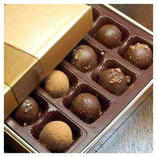Truffles Genevieve by Rose City Chocolates MAIN