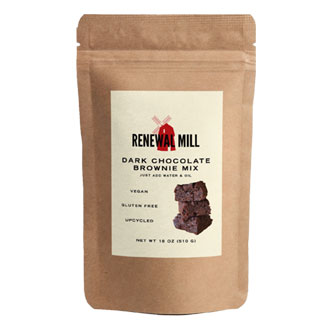 Renewal Mill Dark Chocolate Brownie Mix MAIN
