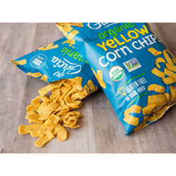 Organic Yellow Corn Chips by R.W. Garcia THUMBNAIL