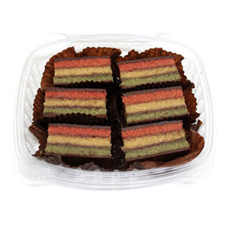 Pride Enjoy Radical Rainbow Cookies - 6 cookie package MAIN