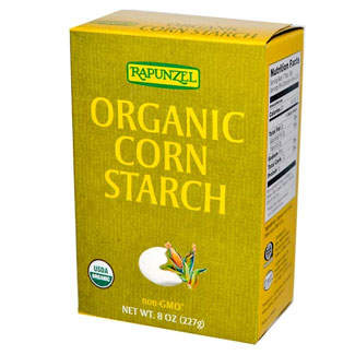 Organic Corn Starch by Rapunzel LARGE