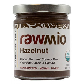 Rawmio Organic Raw Chocolate Hazelnut Spread MAIN