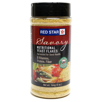 Red Star Nutritional Yeast - 5 oz. bottle MAIN
