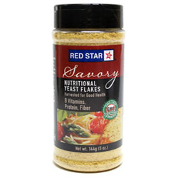 Red Star Nutritional Yeast - 5 oz. bottle THUMBNAIL