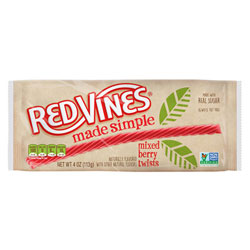 Red Vines Made Simple Mixed Berry Twists THUMBNAIL