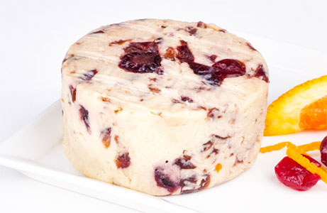 Cranberry Citrus Artisan Vegan Cheese by Reine Royal Vegan Cuisine_LARGE