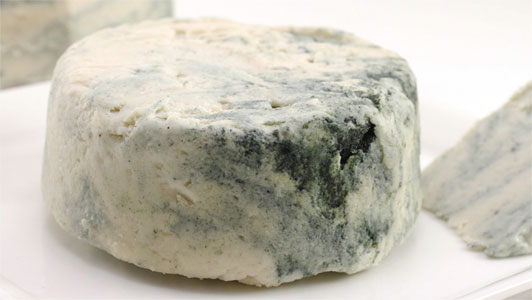 Fauxgonzola Artisan Vegan Cheese by Reine Royal Vegan Cuisine