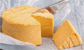 Sharp Cheddar Artisan Cheese by Reine Royal Vegan Cuisine THUMBNAIL