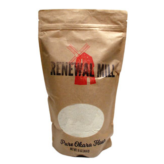 Renewal Mill Okara Baking Flour - 16 oz. package MAIN