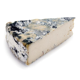 RIND Aged French-Style Plant-Based Cheese - Classic Cambleu, small wedge MAIN