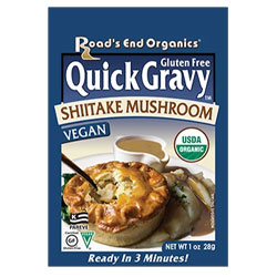 Road's End Organic Gravy Mix Packet - Shiitake Mushroom THUMBNAIL