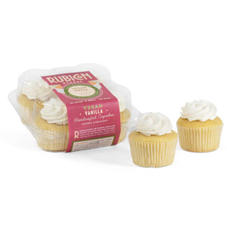 Vanilla Cupcakes by Rubicon Bakers MAIN