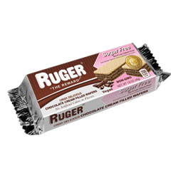 Ruger Sugar-Free Chocolate Wafers THUMBNAIL