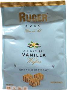 Ruger All-Natural Vanilla Wafer Bags