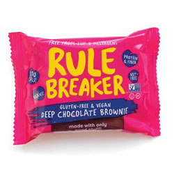Rule Breaker Gluten-Free Classic Brownie THUMBNAIL