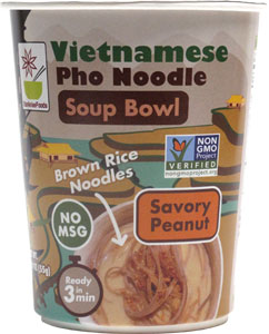 Savory Peanut Vietnamese Pho Noodle Soup Bowl by Star Anise Foods_LARGE
