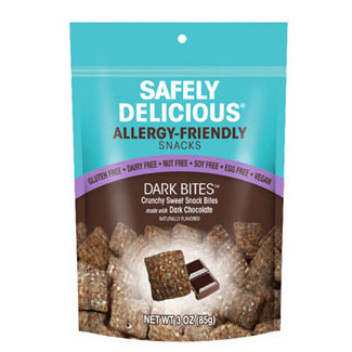 Dark Chocolatey Bites by Safely Delicious MAIN