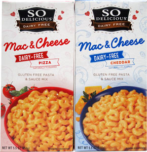 So Delicious Dairy-Free Mac & Cheese
